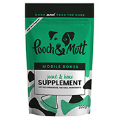 Mobile Bones Concentrate - Canine Joint Supplement by Pooch and Mutt