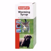Worming Syrup for Kittens and Puppies 45ml