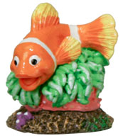 Clownfish Critter Aquarium Ornament