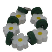 Small Animal Daisy Chain Wooden Chew