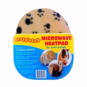 Microwave Heatpad for Small Animals