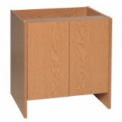 Oak Vivarium Stand 36inch  (In Selected Stores)