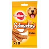Pedigree Schmackos Chicken 10 Pack 86g