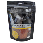 Deli Chicken Fillets Dog Treats 100gm
