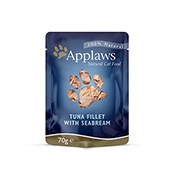 Tuna and Seabream Cat Food Pouch 70gm by Applaws