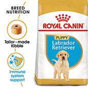 Royal Canin Puppy / Junior Complete Dog Food for Labrador