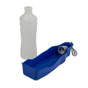 Pets at Home Dog Water Bottle with Dispenser