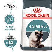 Royal Canin Adult Complete Cat Food Intense Hairball 34