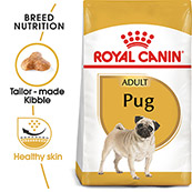 Royal Canin Adult Complete Dog Food for Pug 1.5kg