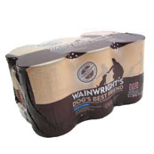 Wainwright's Puppy Can Food with Chicken and Rice 395gm 6 Pack