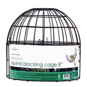 Wild Bird 8 inch Squirrel Blocking Cage