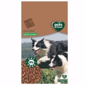 Adult Worker Dog Food with Beef 15kg