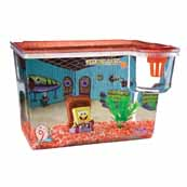 Spongebob Squarepants Home Aquarium Kit