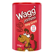 Wagg Dog Gravy 170gm