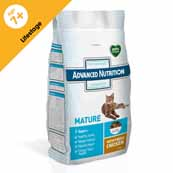 Pets at Home Advanced Nutrition Mature 4kg