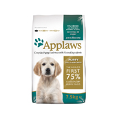 Applaws No Cereal Complete Dry Puppy Food 7.5kg Chicken. (Online Only)
