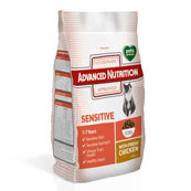 Advanced Nutrition Sensitive Cat Food 1.5kg