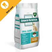 Advanced Nutrition Oral Care Cat Food 1.5kg