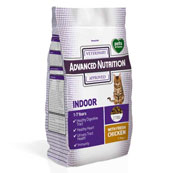 Advanced Nutrition Indoor Cat Food with Chicken 1.5kg