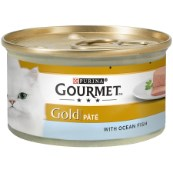 Gourmet Gold Ocean Fish 85g