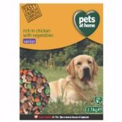 Complete Chicken Senior Dog Food 2.5kg