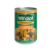 Winalot Casseroles Mixed Selection in Gravy 12x400g