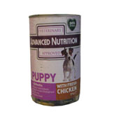 Advanced Nutrition Puppy Food with Chicken 395g