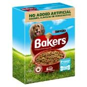 Bakers Complete Puppy with Beef and Country Vegetables 1kg