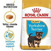 Royal Canin Yorkshire Terrier Junior Dog Food (Selected Stores and Online)
