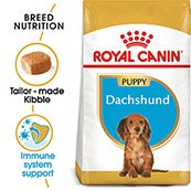 Royal Canin Dachshund Junior Dry Mix 1.5kg (Online Only)