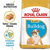 Royal Canin Bulldog Junior Dry Mix 3kg (Online Only)