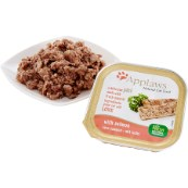 Applaws Cat Pate with Salmon 100g