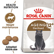 Royal Canin Sterilised Cat 12 Plus 2kg