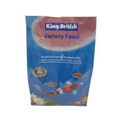 Variety Pond Food 900gm