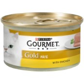 Gourmet Gold Chicken in Pate 85Gm