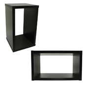 Small Fluval Nano Stand Gloss Black (In Selected Stores)