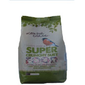 Super Crunchy Suet Bird Food  1kg