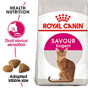 Royal Canin Exigent Savour Sensation Cat Food 400g