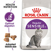 Royal Canin Sensible 33 Cat Food 400g