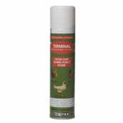 Poultry Terminal Fly and Insect Spray 400ml