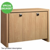 Roma 200 Oak Cabinet  (In Selected Stores)