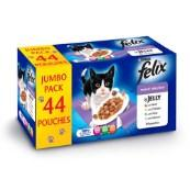 Felix Mixed Selection in Jelly 44 pack