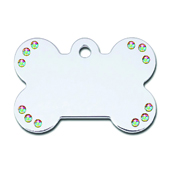 Quick Tag Large Diva Chrome Tag (Available In Store Only)