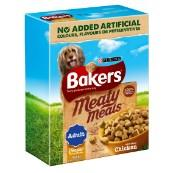 Bakers Meaty Meals Senior with Chicken 1kg