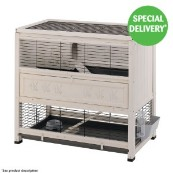 Rabbit Cottage Indoor Hutch  (In Store)