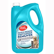 Simple Solutions Stain + Odour Remover 4 Litre