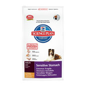 Hill's Science Plan Canine Adult Sensitive Stomach 12kg (Online Only)