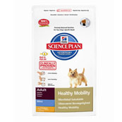 Hill's Science Plan Canine Adult Healthy Mobility Mini with Chicken 7.5kg