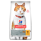 Hill's Science Plan Young Adult Sterilised Cat 1.5Kg