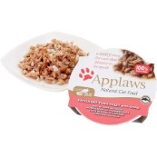 Applaws Easy Feed Pot with Tuna and Crab 60g
